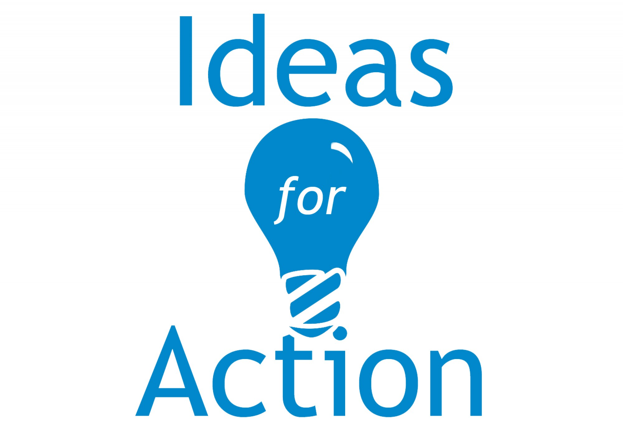 Ideas Action Ideas For Action | Financing